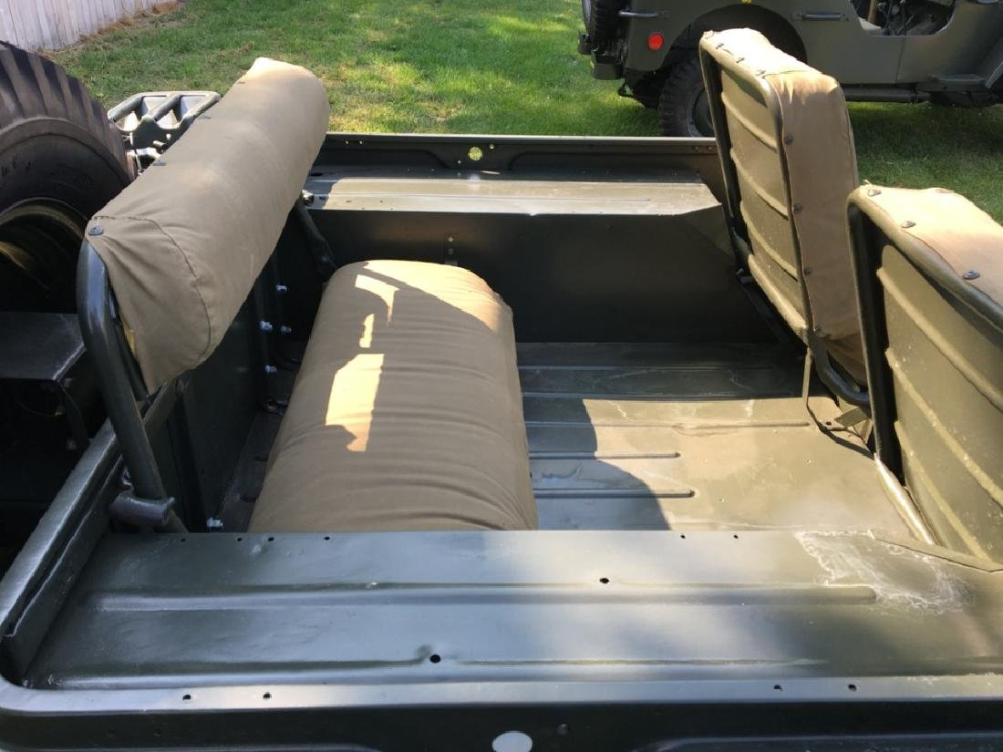 1952 Kaiser Willys M38A1 Military Jeep - 7