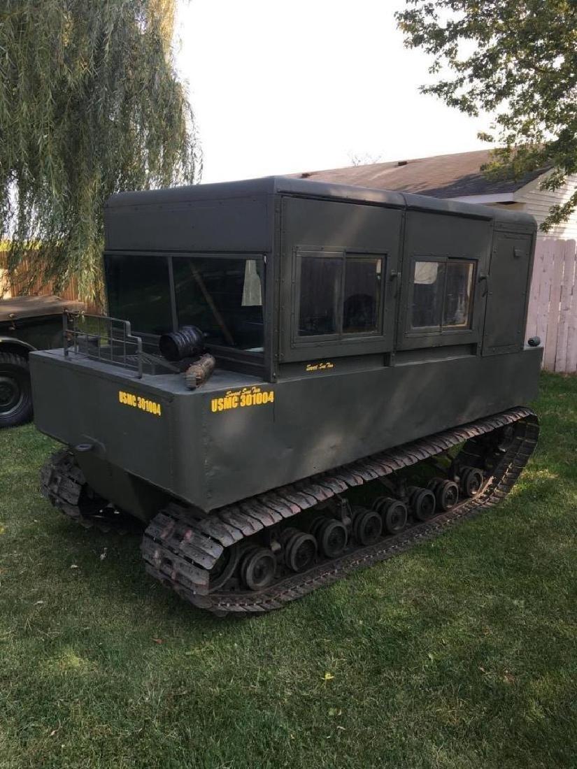 Studebaker M29 Military Weasel - 2