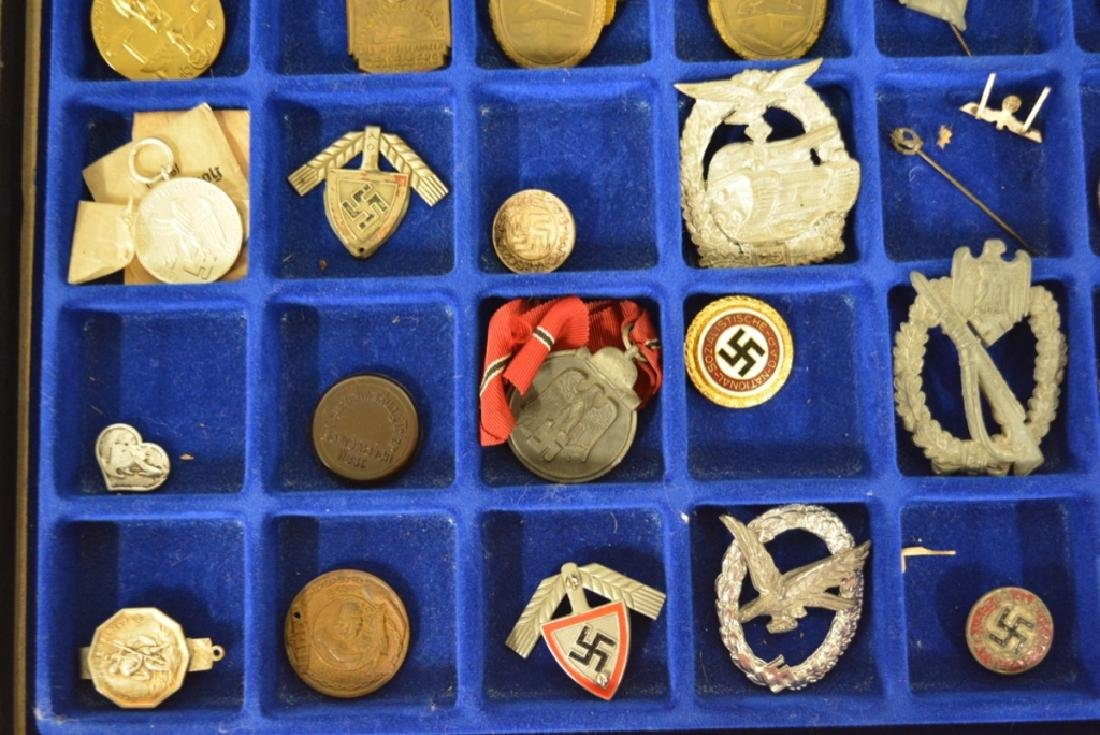 WWII German Badge and Pin Lot - 2