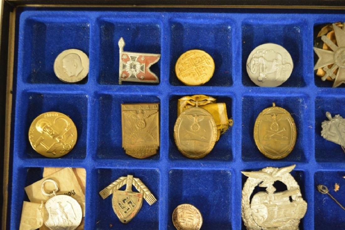 WWII German Badge and Pin Lot - 3