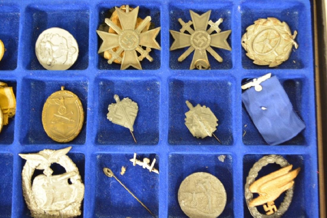 WWII German Badge and Pin Lot - 4