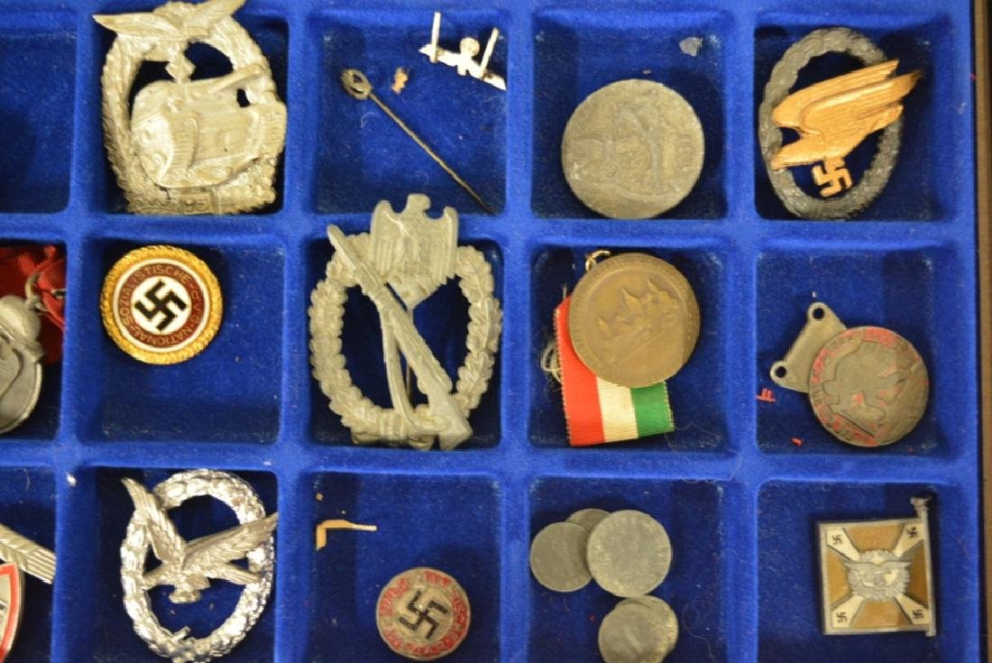 WWII German Badge and Pin Lot - 5