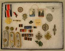 WWII German Military Lot