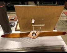 Vintage US Propellers Inc 22008 44 Wood Prop