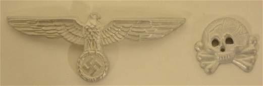 Pair Of WWII German Badge Lot