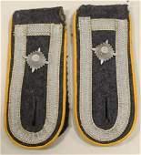WWII German Luftwaffe Shoulder Boards