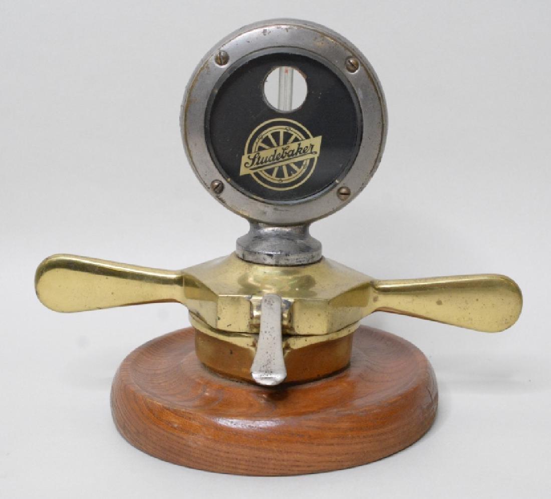 Studebaker Gauge w/ Locking Radiator Cap