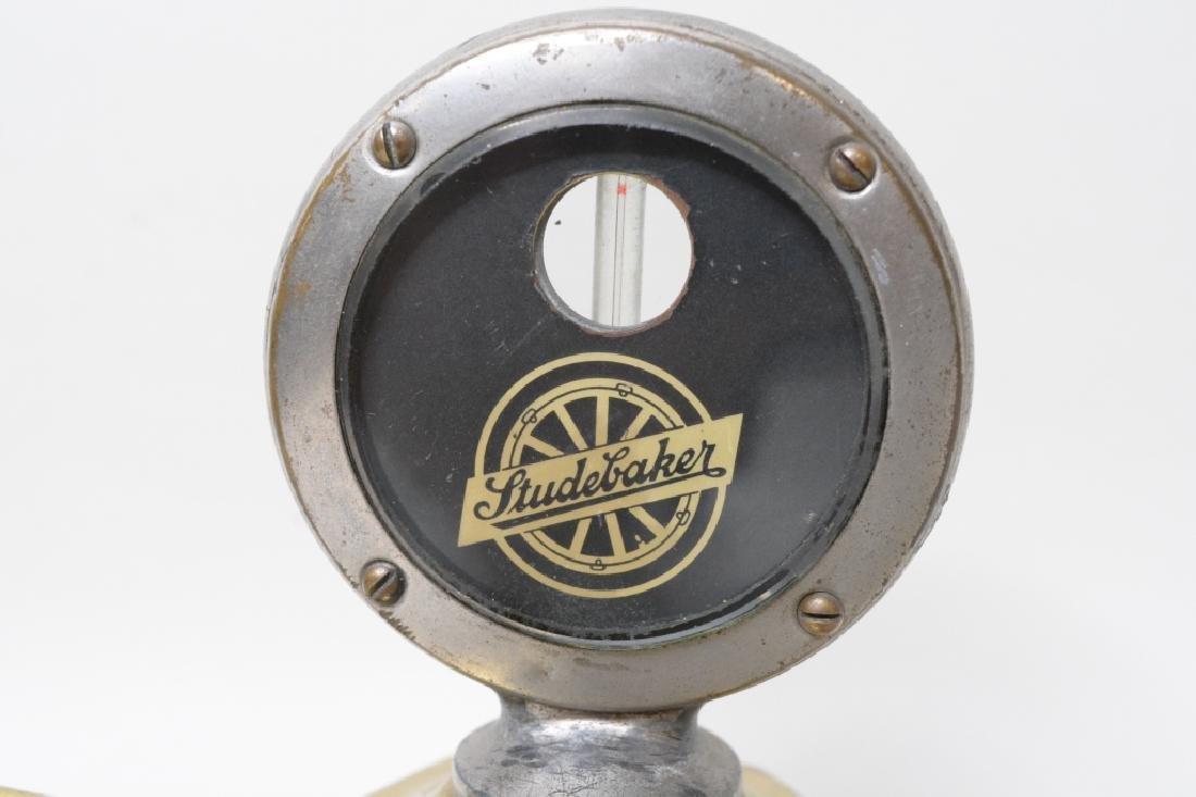 Studebaker Gauge w/ Locking Radiator Cap - 2