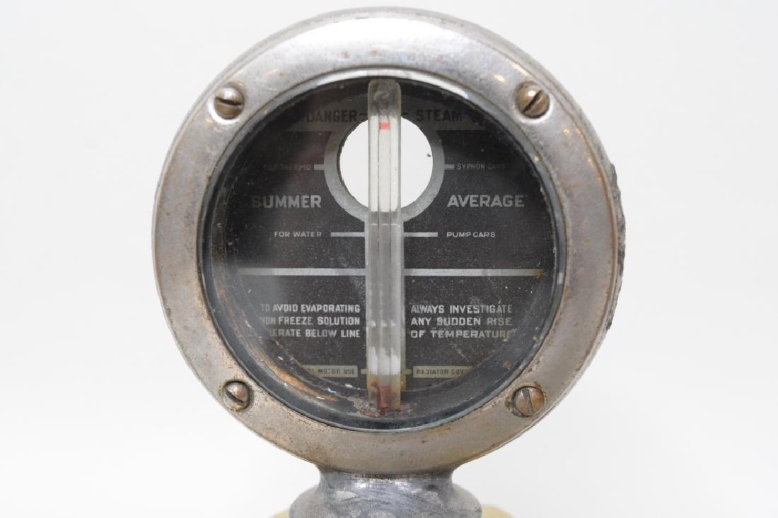 Studebaker Gauge w/ Locking Radiator Cap - 4