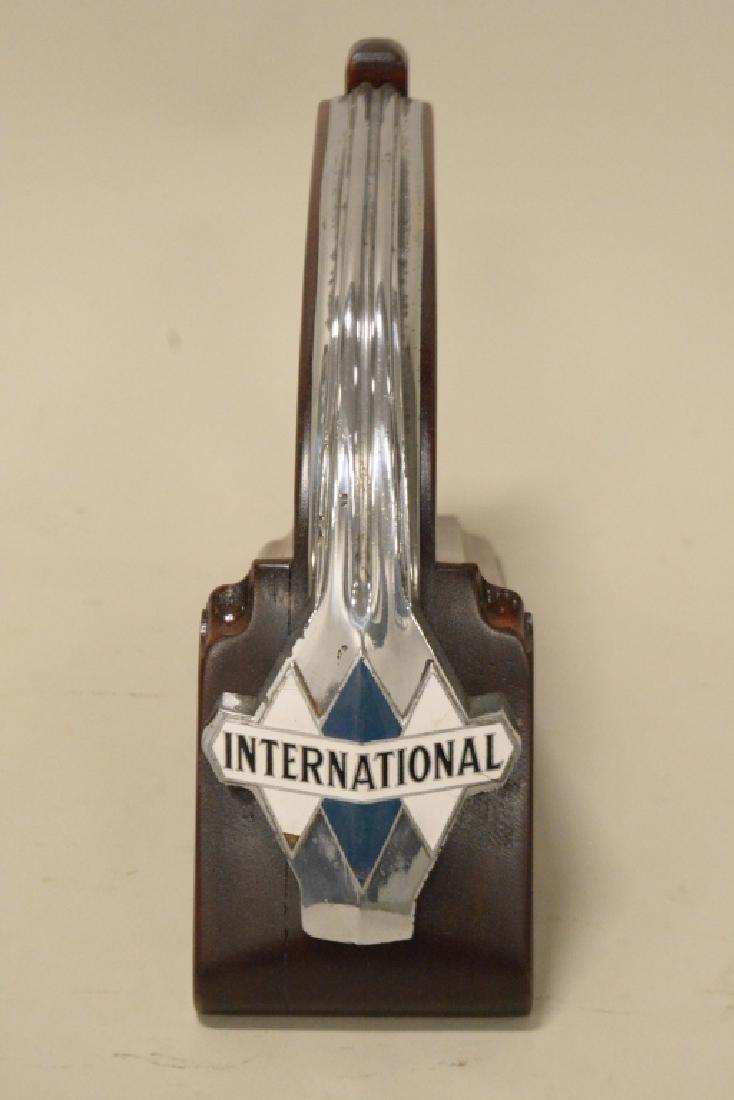 International Harvester Hood Ornament - 5