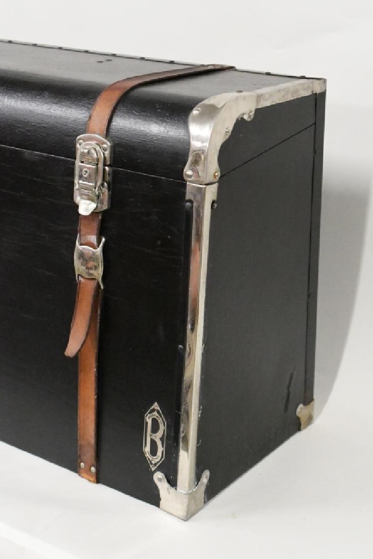 Vintage Bigler Autmotive Trunk - 4
