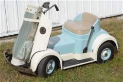 Restored 1957 McCulloch Golf Pony