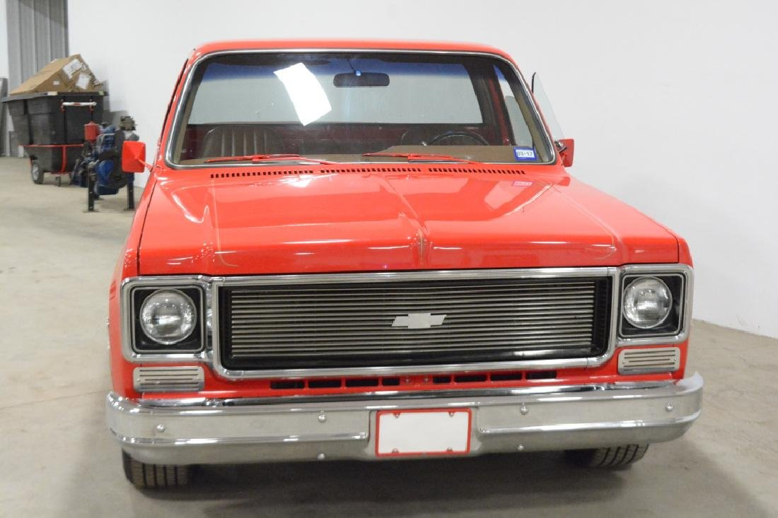 1974 Chevrolet C-10 Stepside Pick-up Truck - 2
