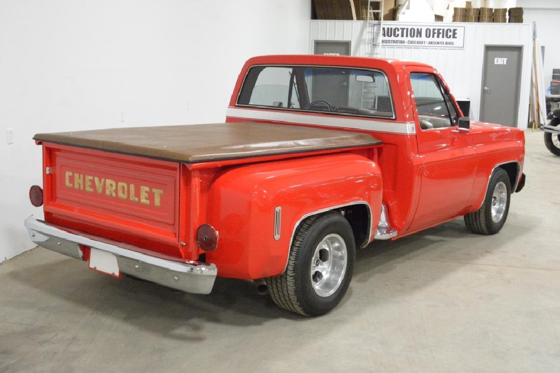 1974 Chevrolet C-10 Stepside Pick-up Truck - 3