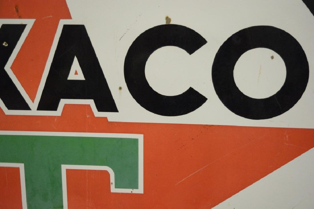 "DSP Texaco 72"" Advertising Sign - 2"