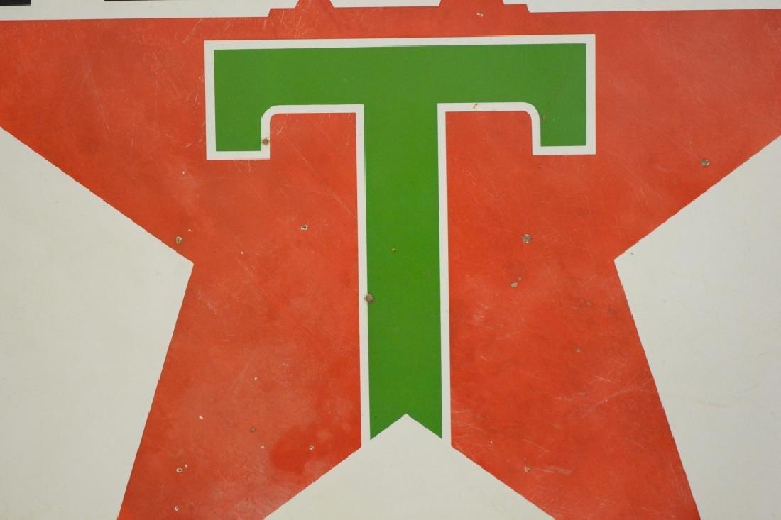 "DSP Texaco 72"" Advertising Sign - 5"