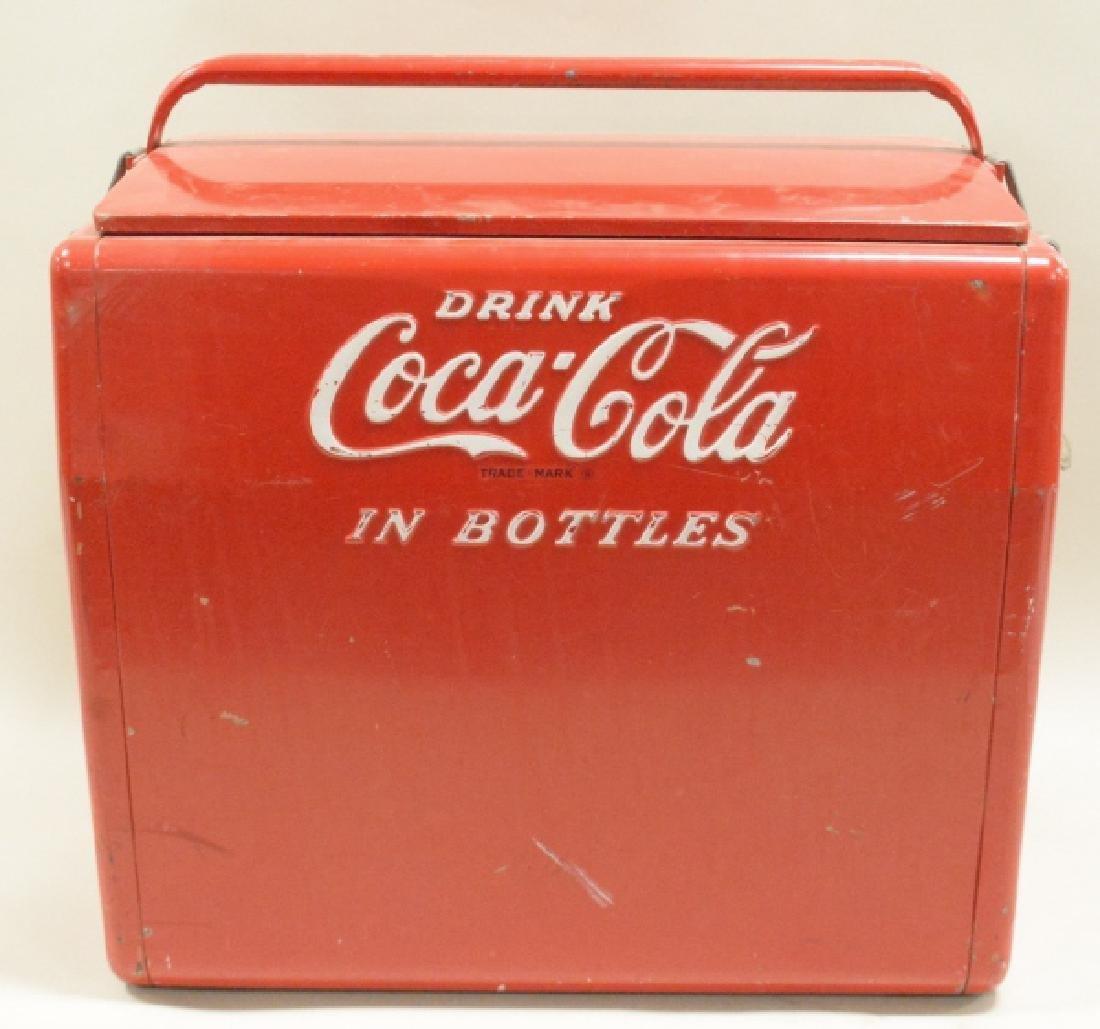 Cavalier Drink Coca Cola in Bottles Cooler