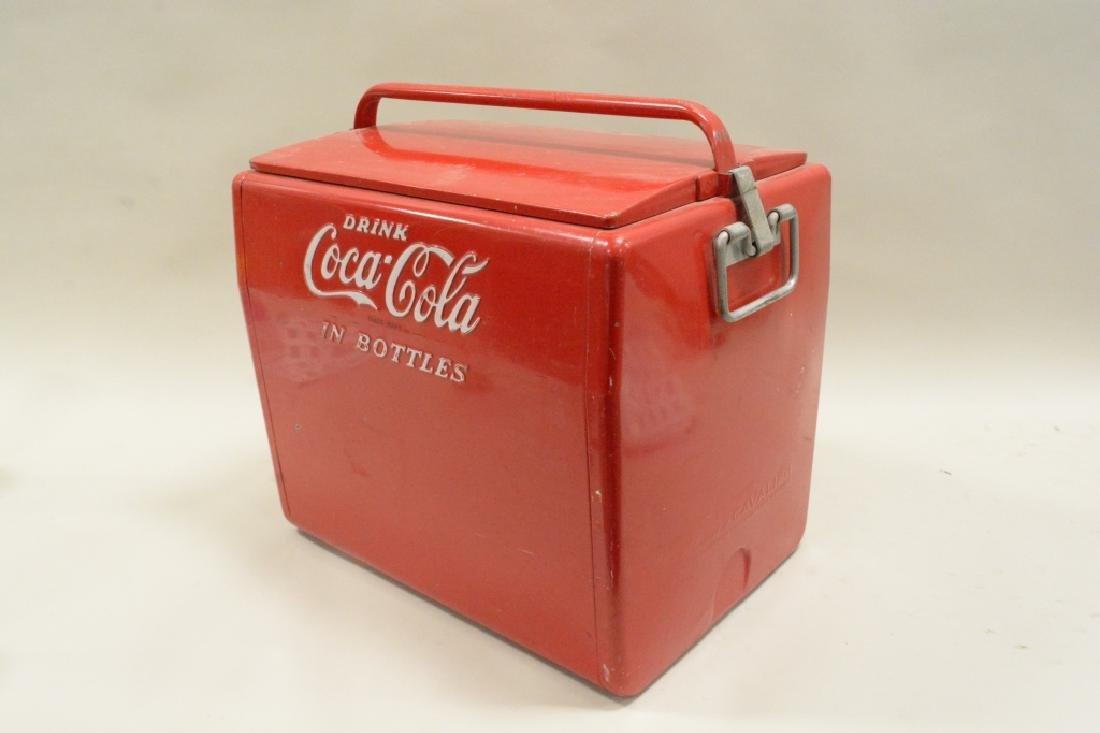 Cavalier Drink Coca Cola in Bottles Cooler - 3