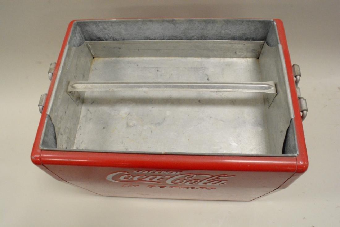 Cavalier Drink Coca Cola in Bottles Cooler - 4