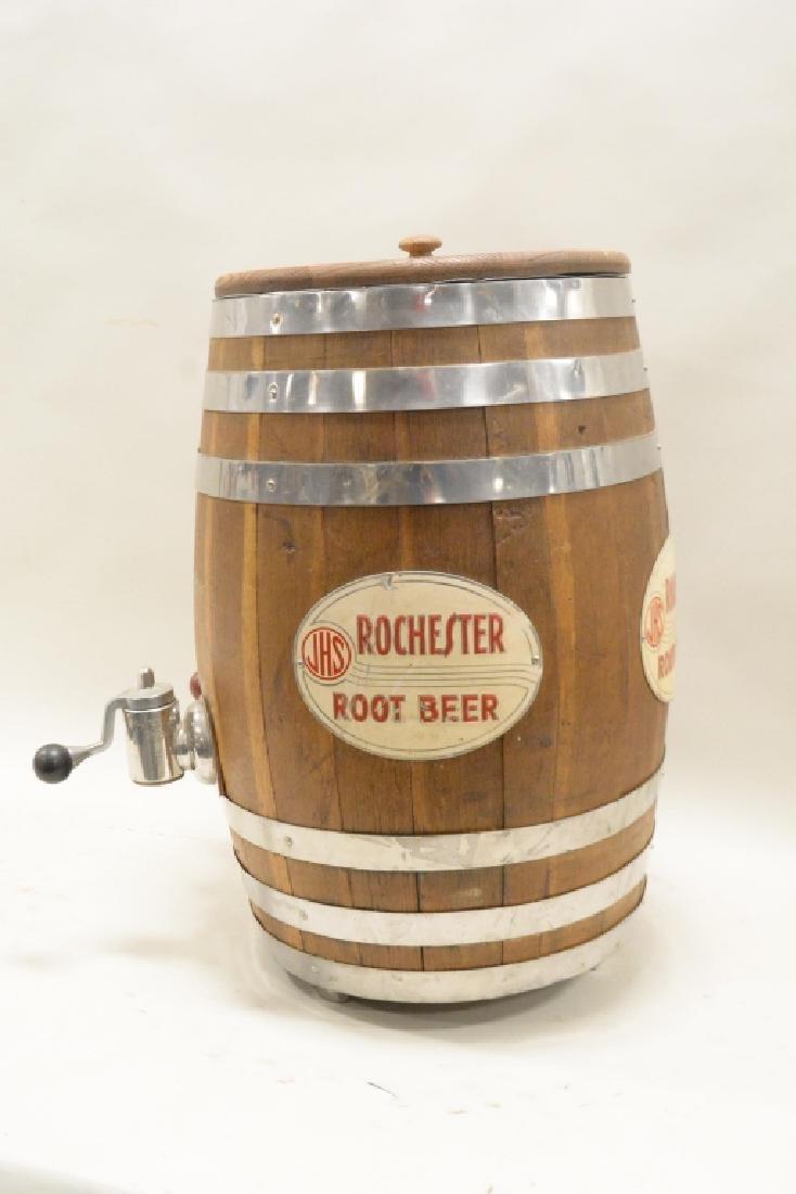 JHS Rochester Coca Cola & Root Beer Barrel - 2