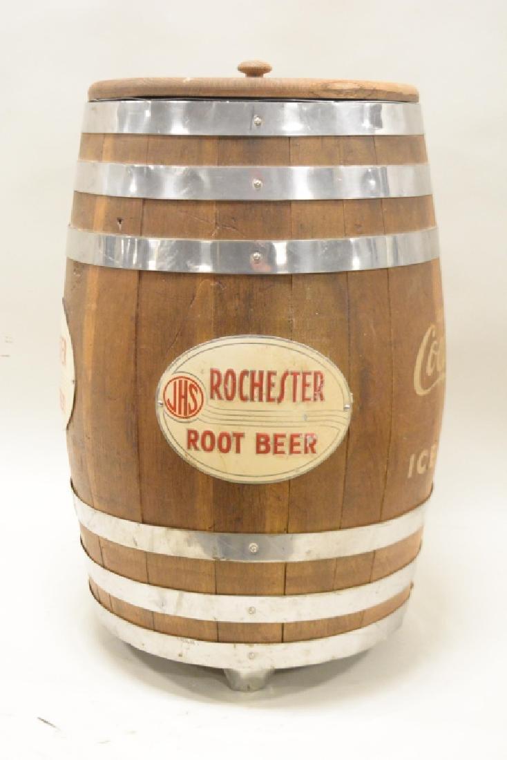 JHS Rochester Coca Cola & Root Beer Barrel - 3