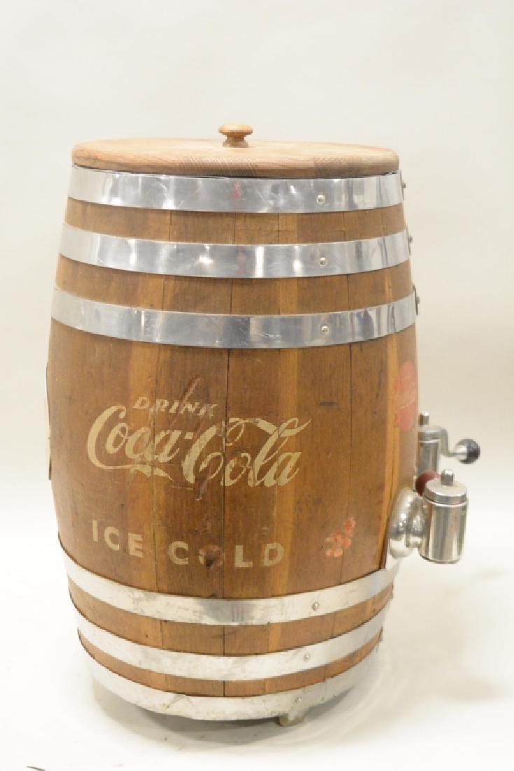 JHS Rochester Coca Cola & Root Beer Barrel - 4