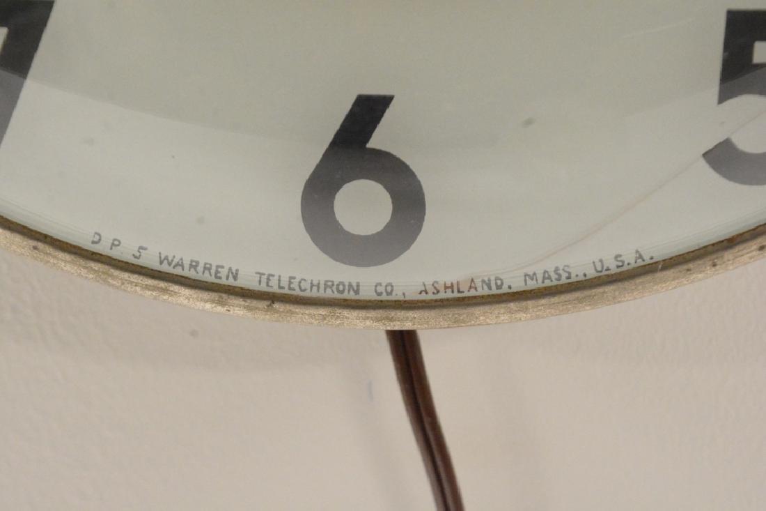 10-2-4 Dr. Pepper Advertising Clock- - 2