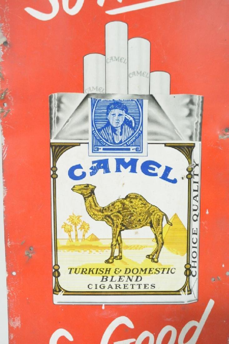 SST Camel Cigarettes Advertising  Sign - 3