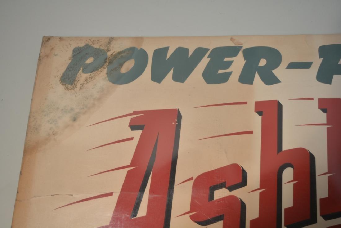 Ashland Gasoline Advertising Sign - 2