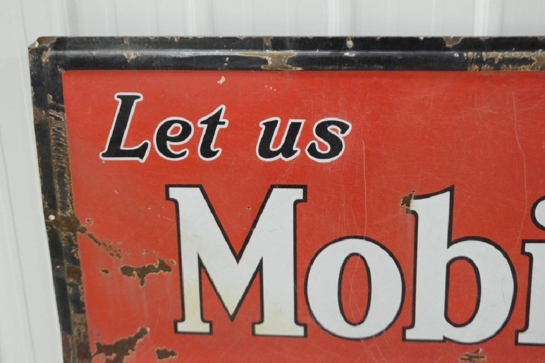 SSP Mobiloil Advertising Sign - 2