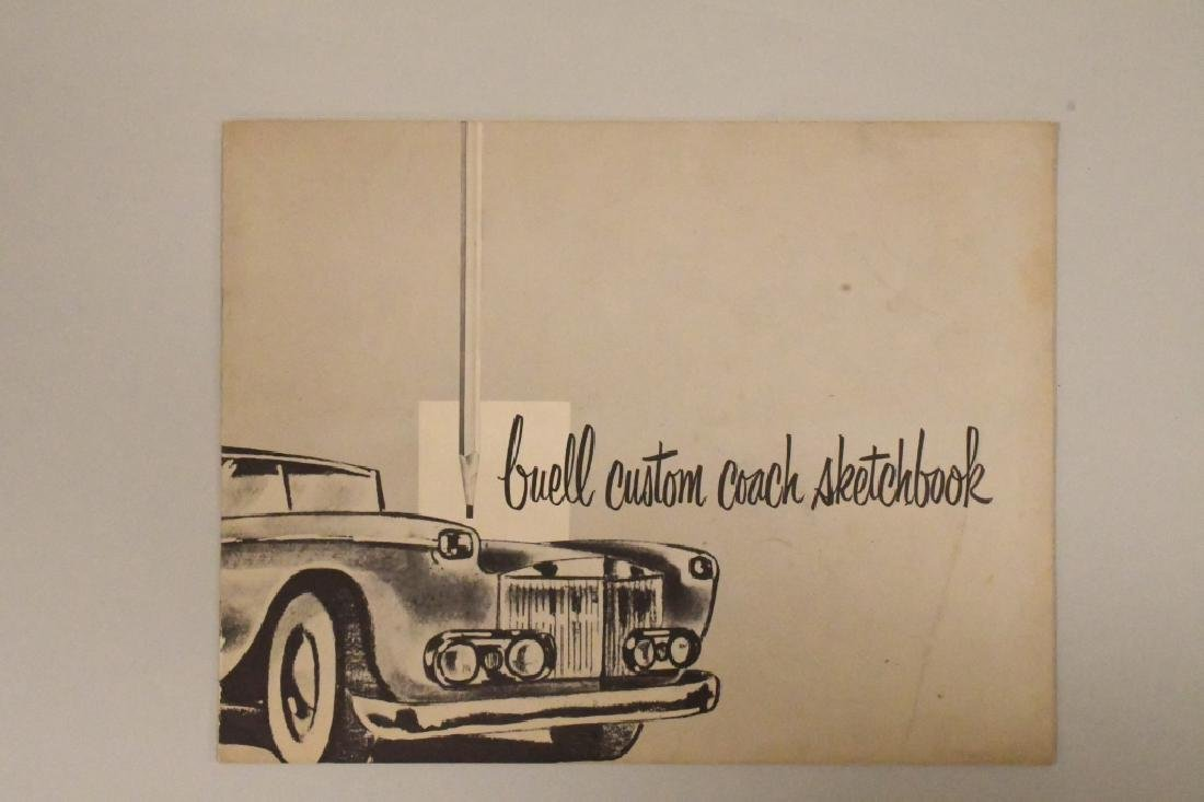 Large Lot Of Vintage Car Advertisements - 7