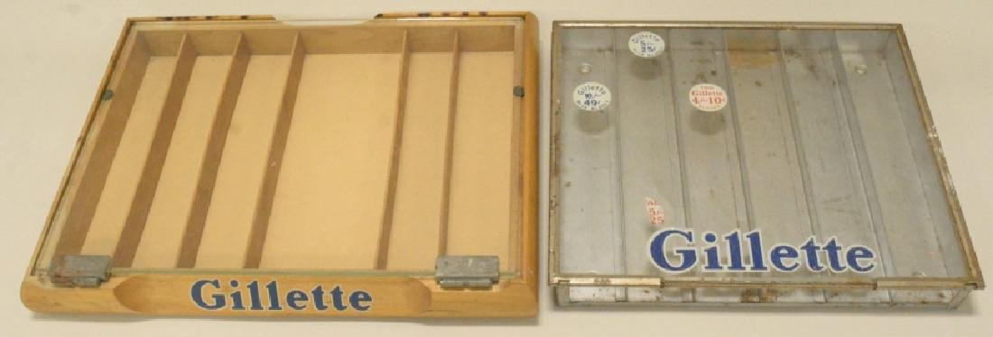 Gillette Counter Display Boxes for General Store