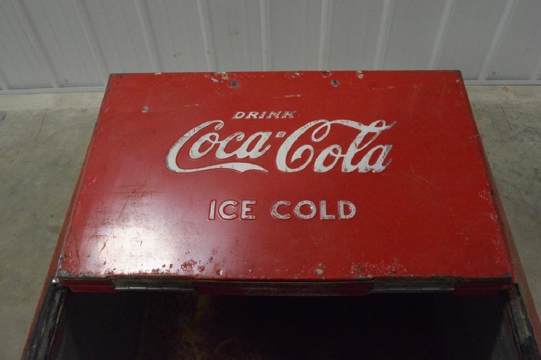 Standard Coca-Cola Ice Cooler - 5