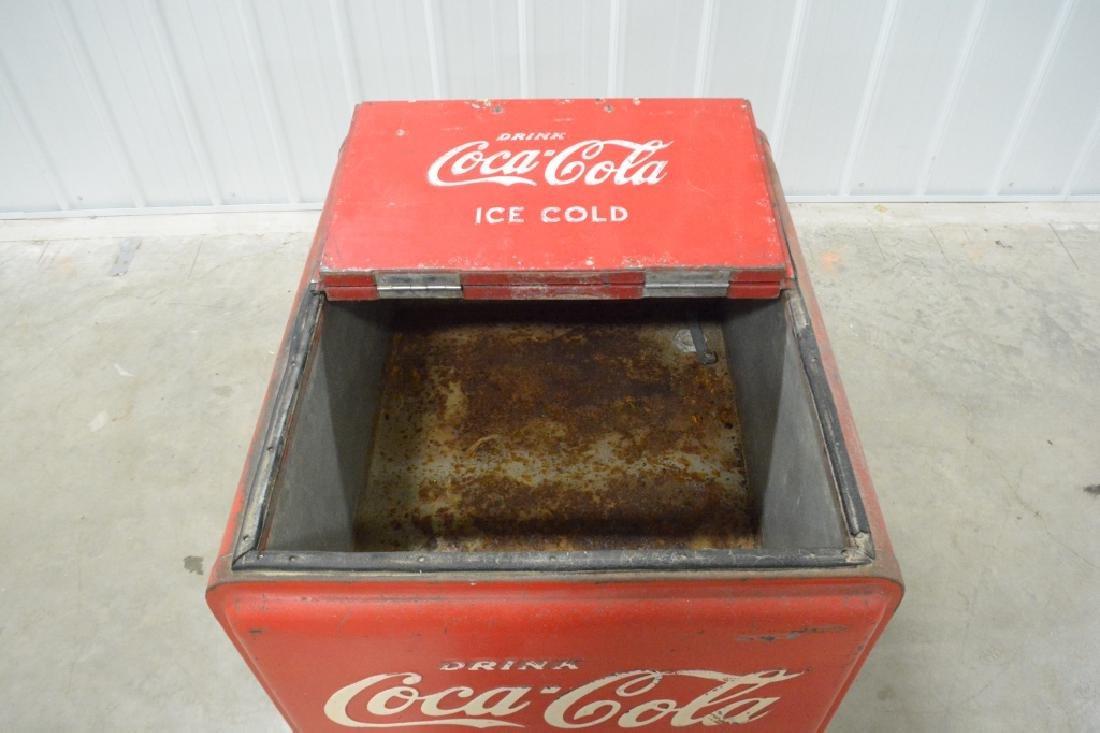 Standard Coca-Cola Ice Cooler - 6