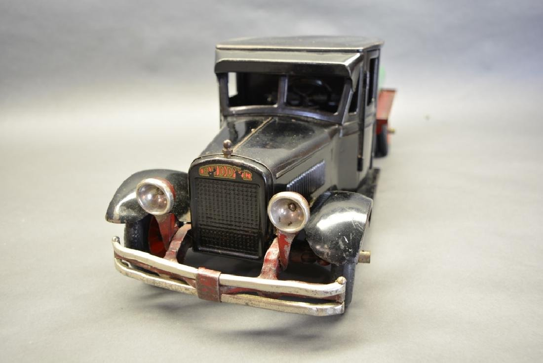 Original Buddy L Jr. Oil Truck - 2