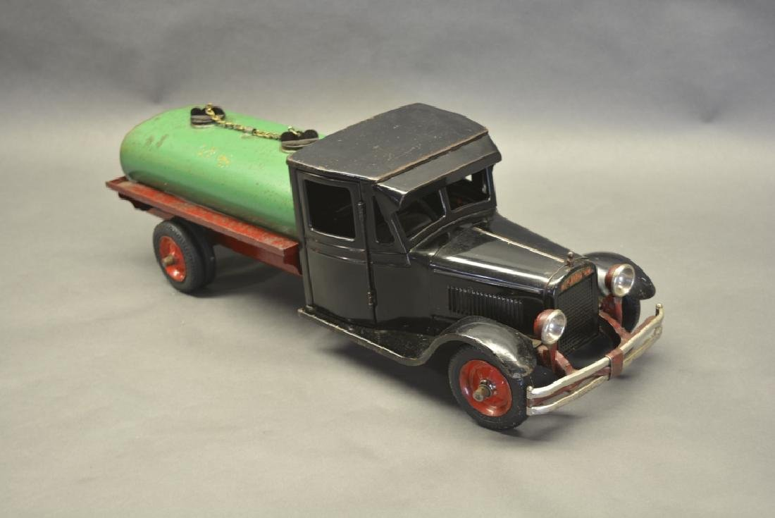 Original Buddy L Jr. Oil Truck - 3