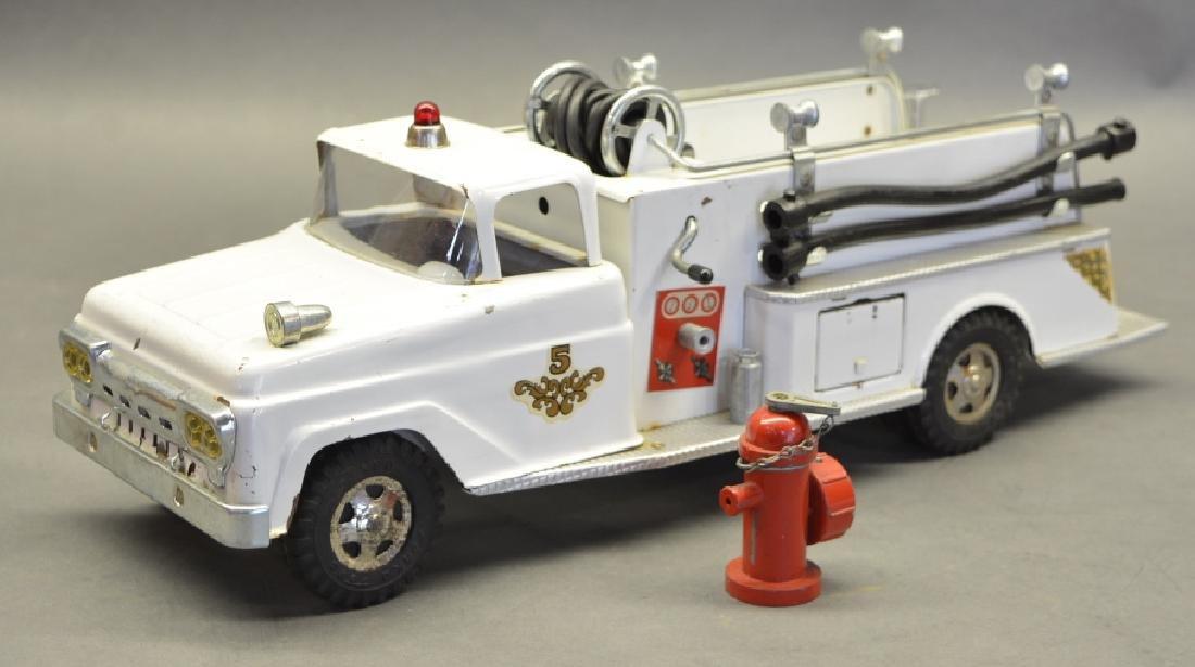 Original Tonka Suburban Pumper Truck #5