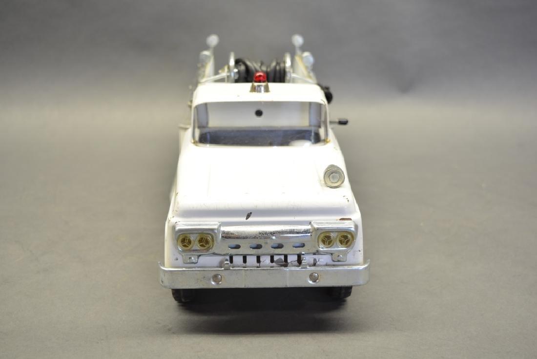 Original Tonka Suburban Pumper Truck #5 - 2