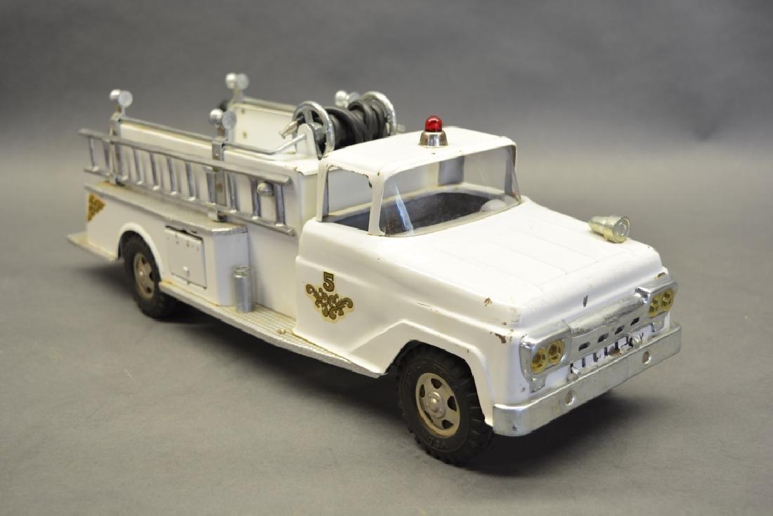 Original Tonka Suburban Pumper Truck #5 - 3