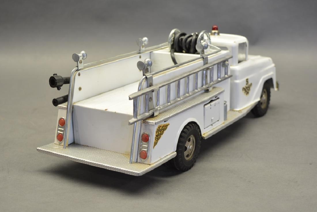 Original Tonka Suburban Pumper Truck #5 - 4