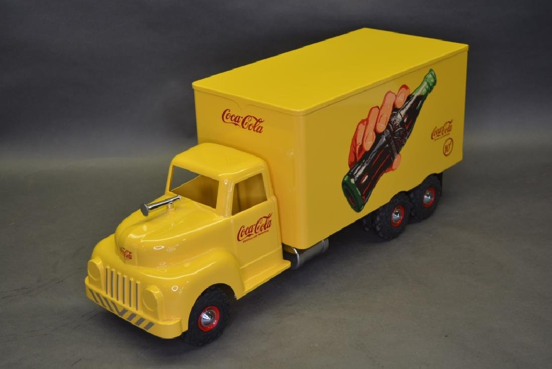 All American Toy Co. Coca-Cola Delivery Truck - 2