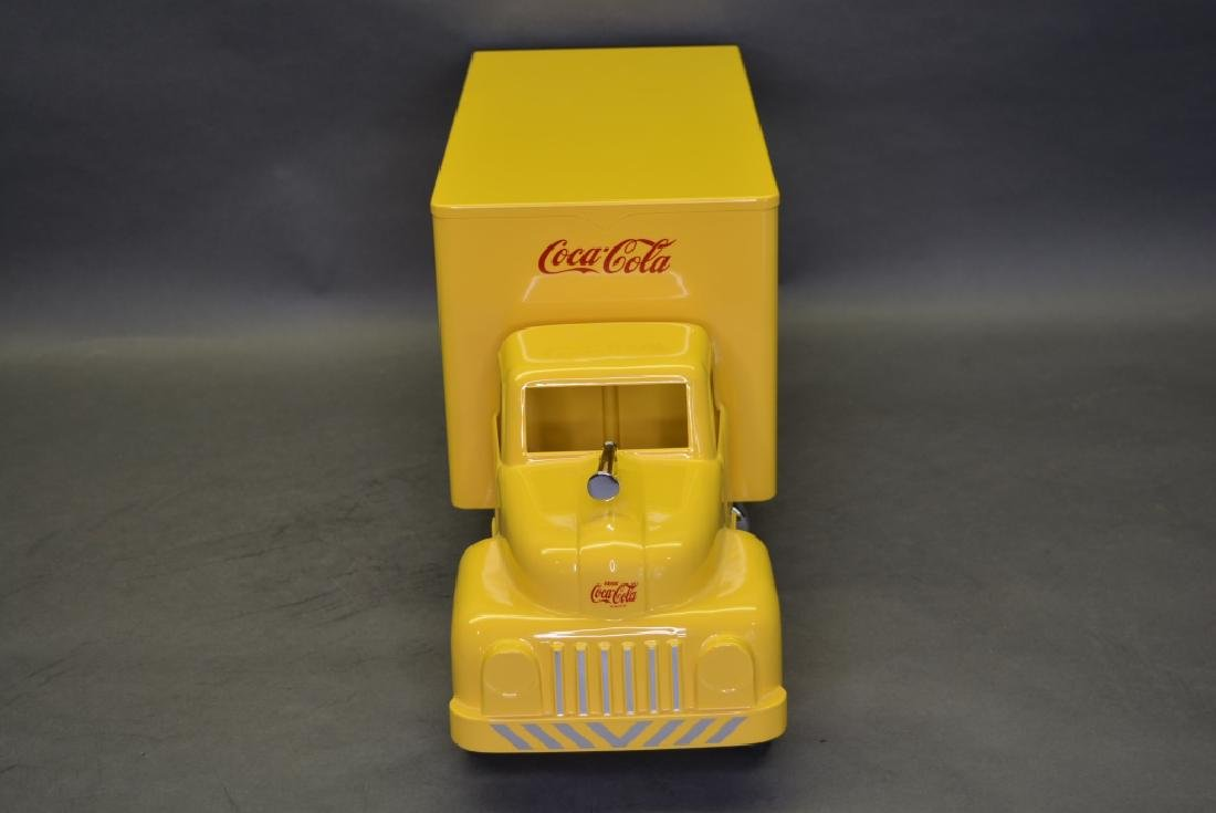 All American Toy Co. Coca-Cola Delivery Truck - 3