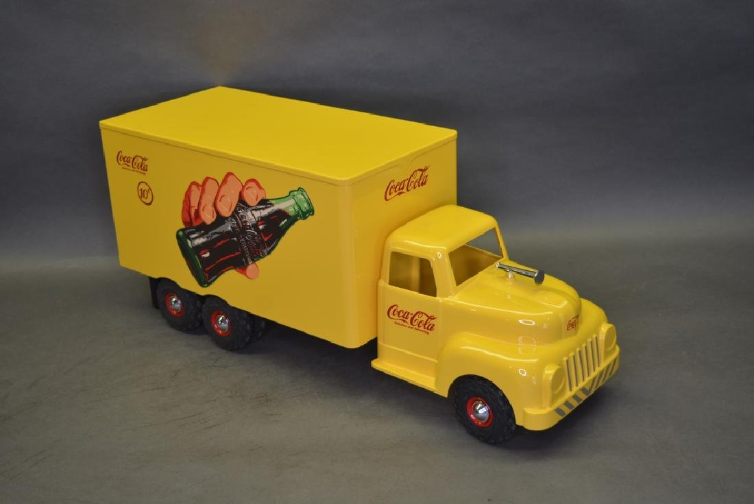All American Toy Co. Coca-Cola Delivery Truck - 4