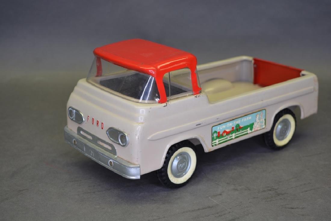 Original Ny-Lint No.7100 Fun-On-The-Farm Truck - 3