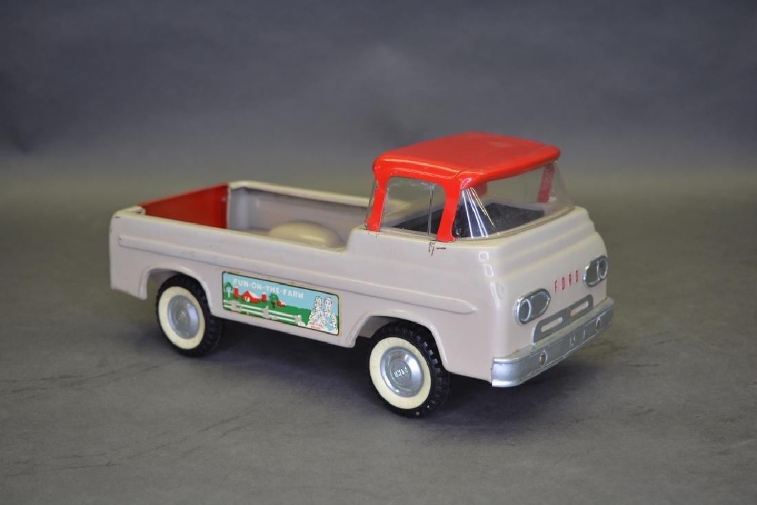 Original Ny-Lint No.7100 Fun-On-The-Farm Truck - 4