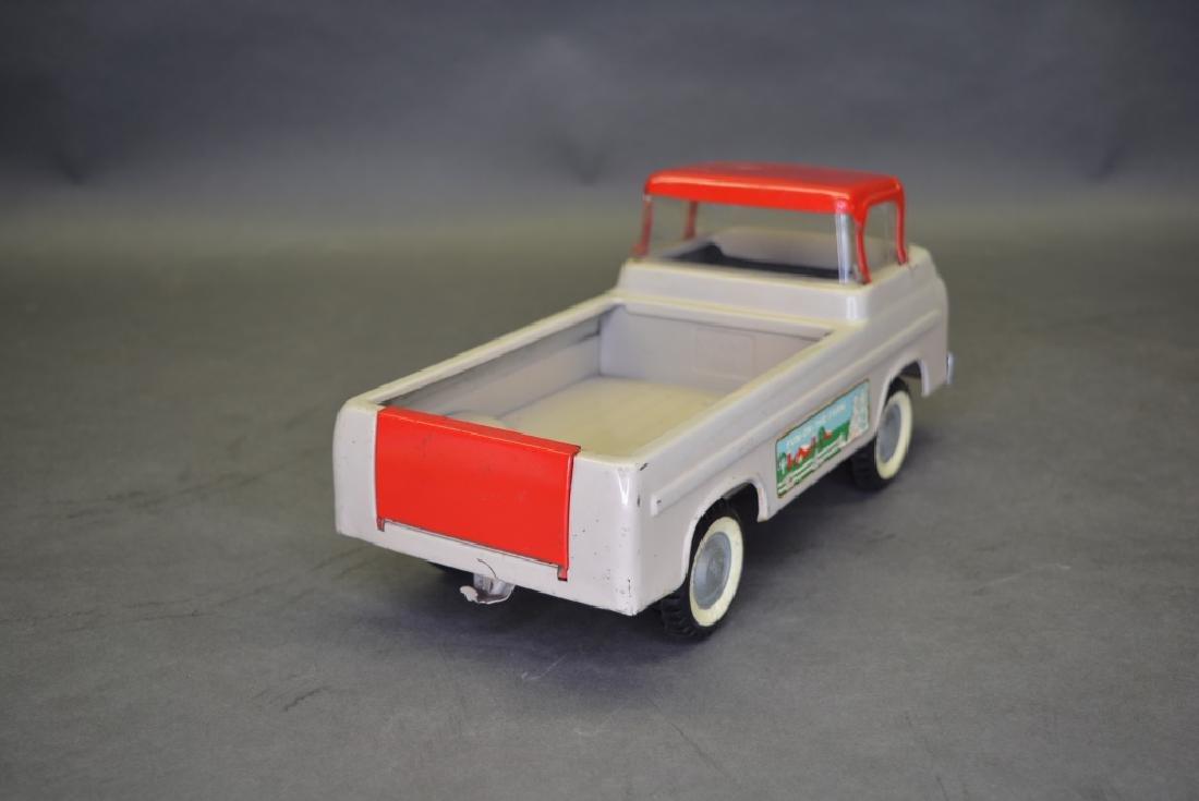 Original Ny-Lint No.7100 Fun-On-The-Farm Truck - 5