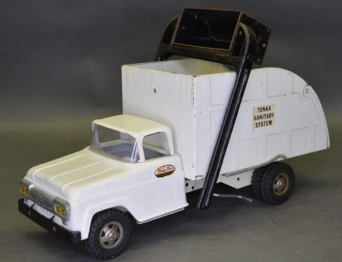 Original Tonka Refuse Truck