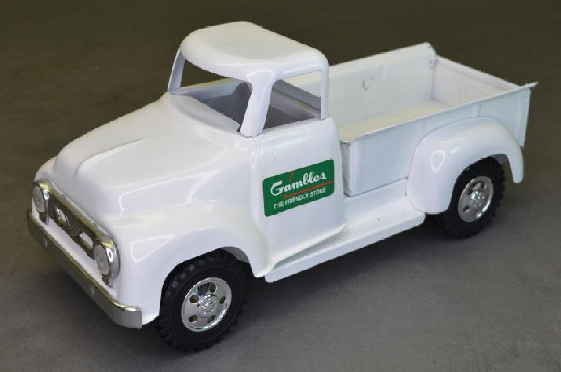 Restored Gambles Tonka Pick-Up Truck