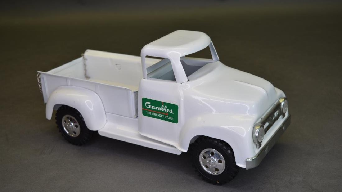 Restored Gambles Tonka Pick-Up Truck - 2