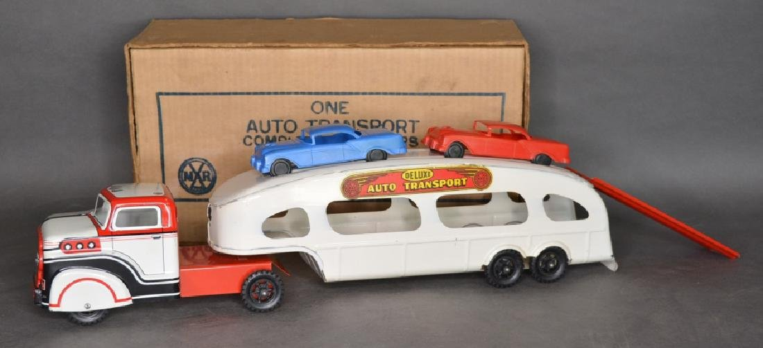Original Louis Marx & Co. Auto Transport